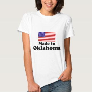 Made in Oklahoma Tee Shirt