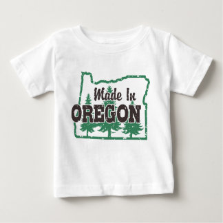Made In Oregon Baby T-Shirt