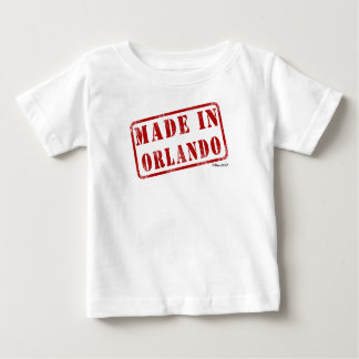 Made in Orlando Tshirt