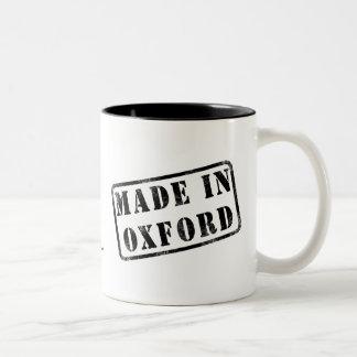 Made in Oxford Mug