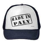 Made in Paly Cap