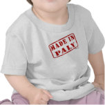 Made in Paly T-shirts