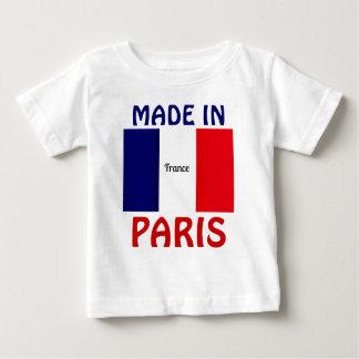 Made in Paris baby shirt