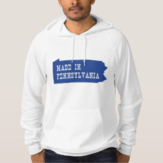 Made In Pennsylvania Hoodie