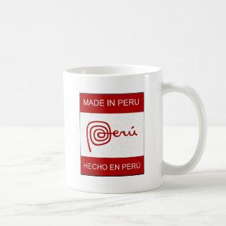 Made In Peru Coffee Mug
