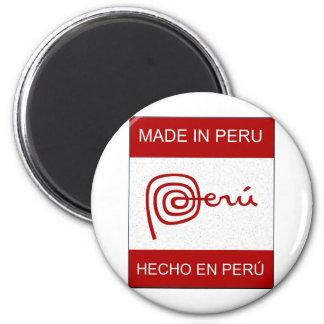 Made In Peru Magnet