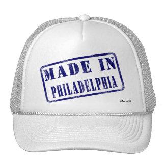 Made in Philadelphia Cap