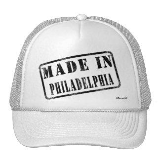 Made in Philadelphia Trucker Hats