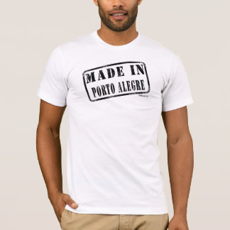 Made in Porto Alegre T-Shirt