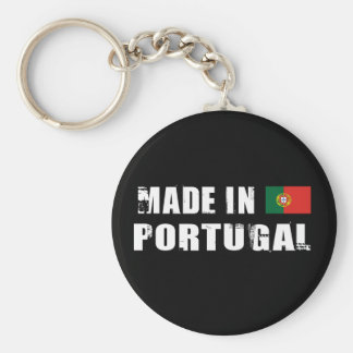 Made in Portugal Key Ring