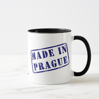 Made in Prague Mug