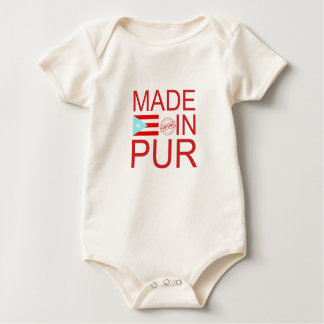 Made in PUR Bodysuits