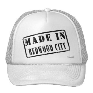 Made in Redwood City Hat