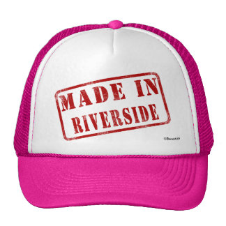 Made in Riverside Trucker Hat