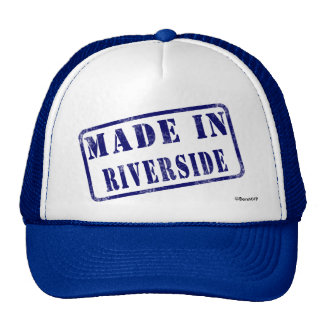 Made in Riverside Cap
