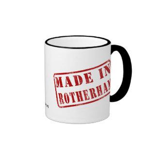 Made in Rotherham Coffee Mug