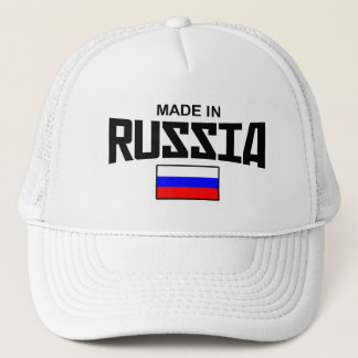 Made In Russia Trucker Hat