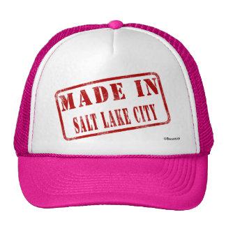 Made in Salt Lake City Cap