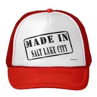 Made in Salt Lake City Mesh Hats
