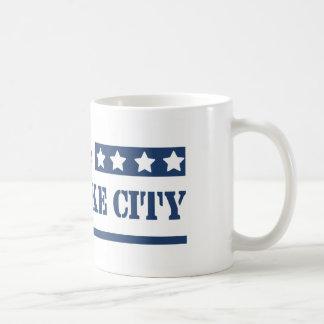 Made in Salt Lake City Coffee Mugs
