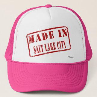 Made in Salt Lake City Trucker Hat