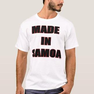 Made in Samoa (Red Rim) T-Shirt