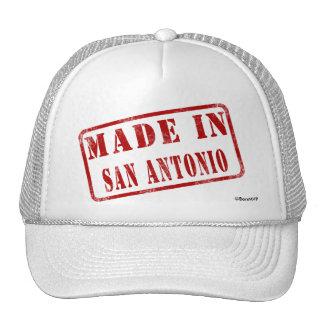 Made in San Antonio Cap