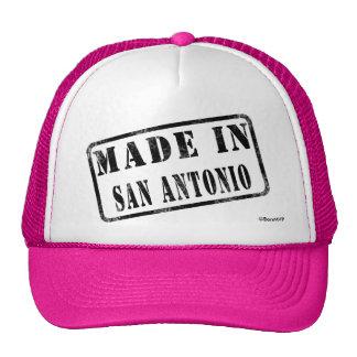 Made in San Antonio Mesh Hats