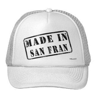 Made in San Fran Cap