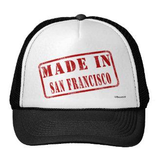 Made in San Francisco Cap