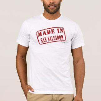 Made in San Salvador T-Shirt