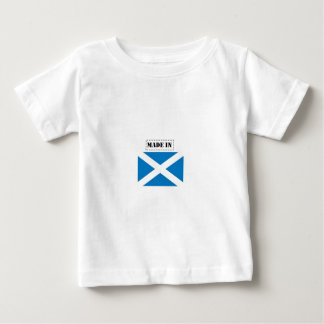 Made in Scotland Baby T-Shirt