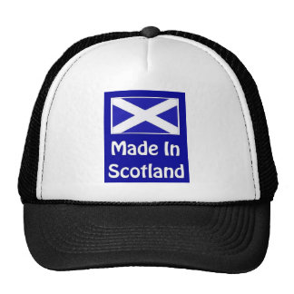 Made In Scotland Hat
