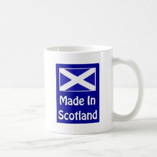 Made In Scotland Logo Mugs