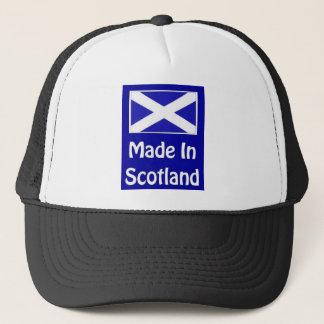 Made In Scotland Logo Trucker Hat