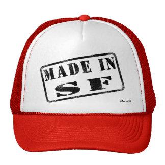 Made in SF Cap