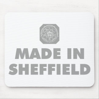 Made in Sheffield Mouse Pad