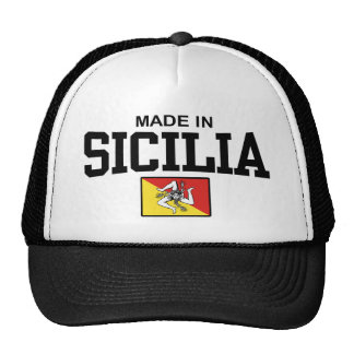Made in Sicilia Cap