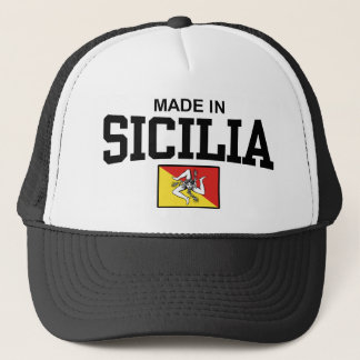 Made in Sicilia Trucker Hat