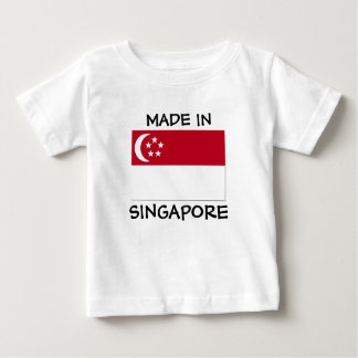 Made in Singapore baby shirt