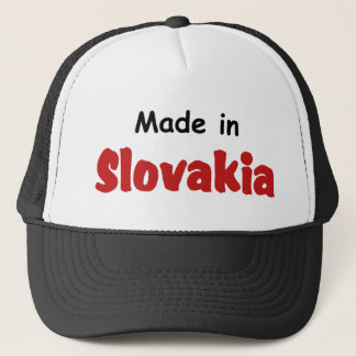 Made in Slovakia Trucker Hat