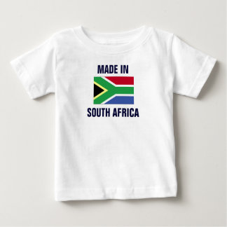 Made in South Africa Baby T-Shirt