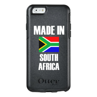 Made In South Africa Flag OtterBox iPhone 6/6s Case