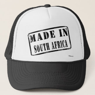 Made in South Africa Trucker Hat