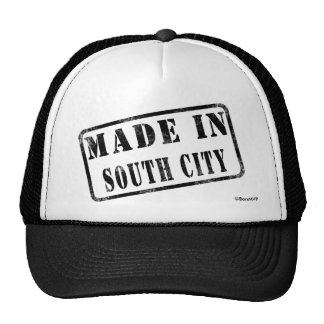 Made in South City Hats