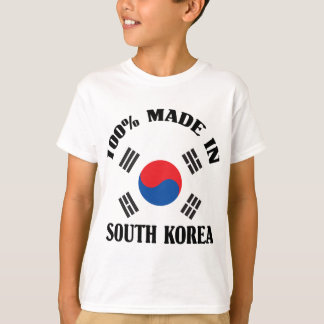 Made In South Korea T-Shirt