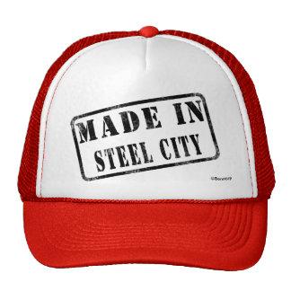 Made in Steel City Cap
