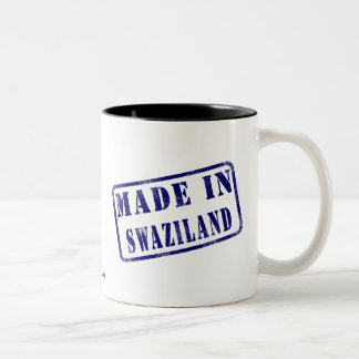 Made in Swaziland Two-Tone Mug