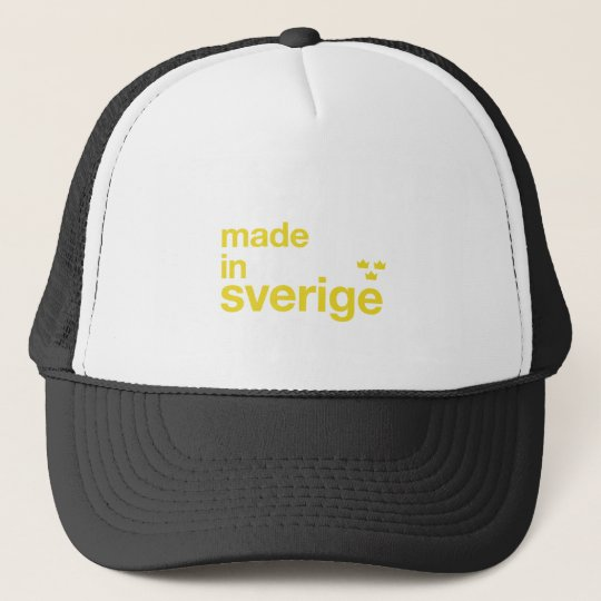 Made in Sweden & Tre Kronor / Three