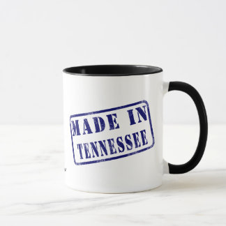 Made in Tennessee Mug